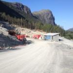 Datagulv i tekniske bygg i Tunell – Tau v/Stavanger