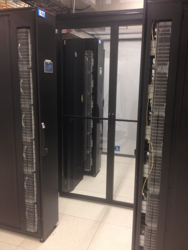Utbygging datarom - Trondheim