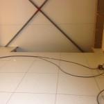 Datagulv i tavlerom i Mo I Rana